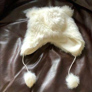 NWOT Furry Winter Hat